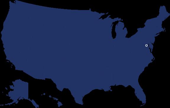 Blank US states map-0